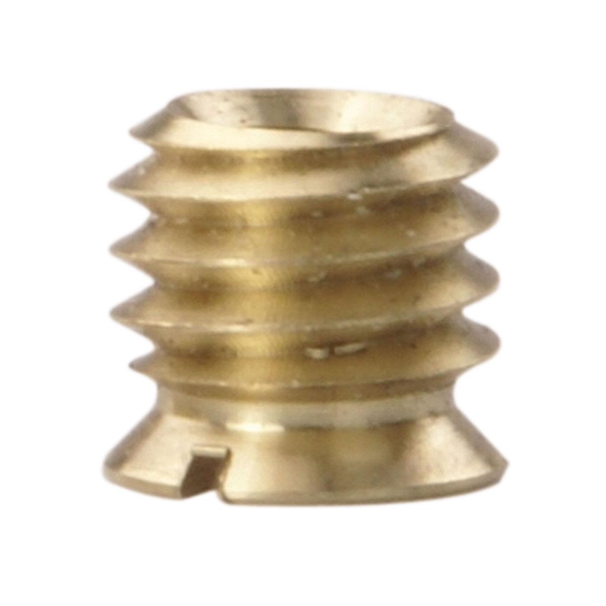 """B.I.G. Gewindeadapter Messing 1/4"""" auf 3/8"""" 9mm"""