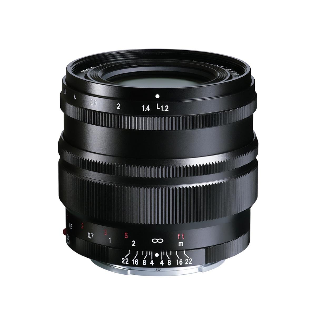 Voigtländer 35 mm 1:1,2 Nokton Sony FE