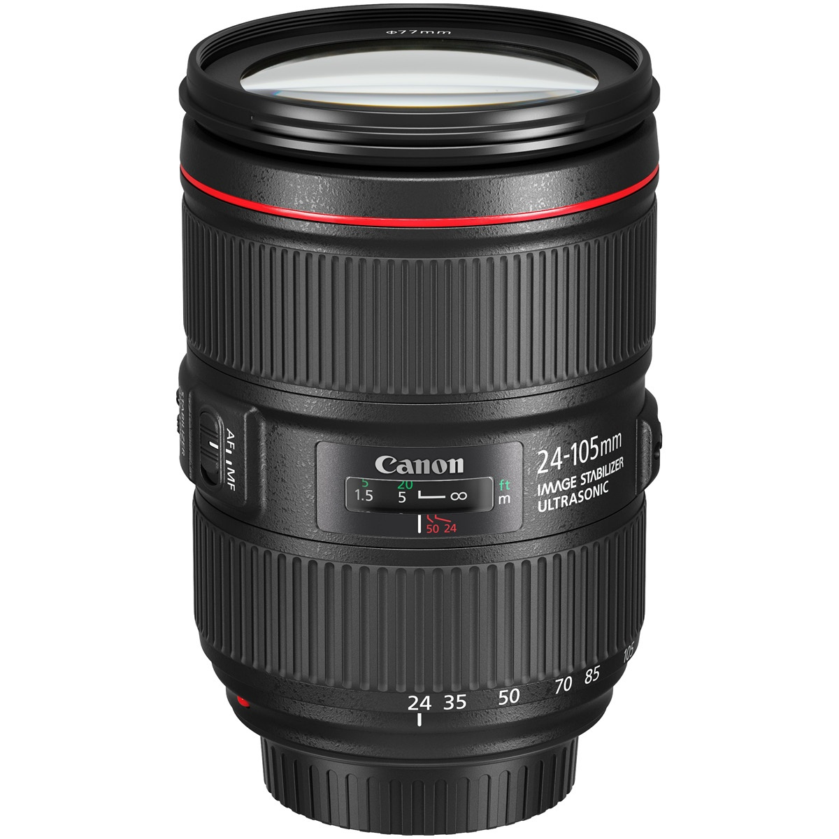 Canon EF 24-105 mm 1:4,0 L IS II