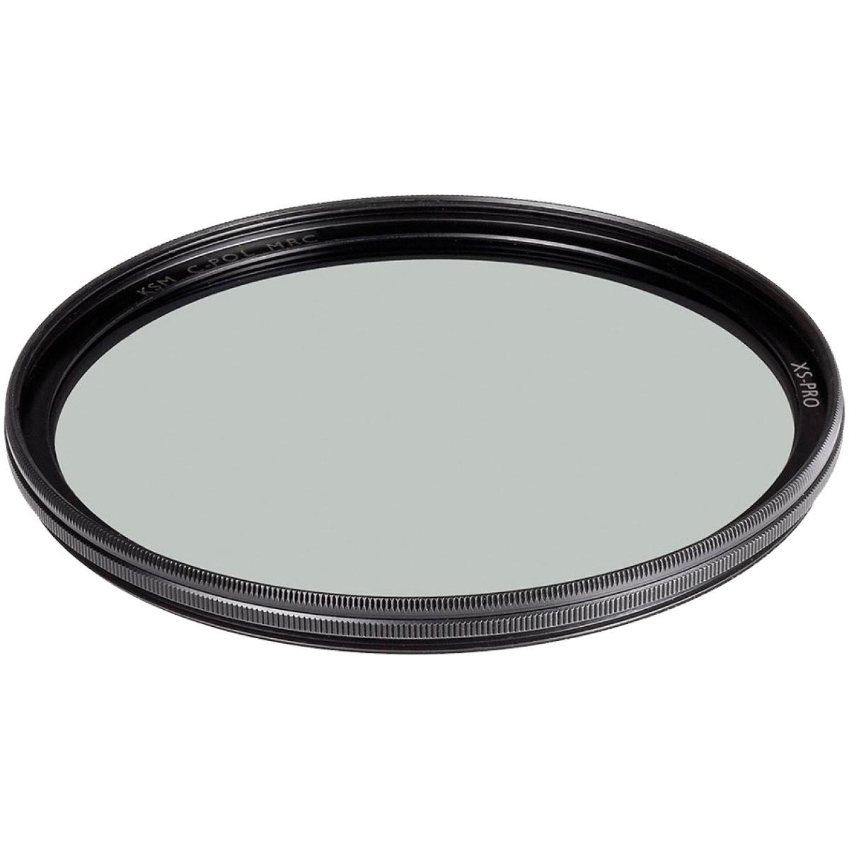 B+W Polarisationsfilter 46 mm XS-Pro