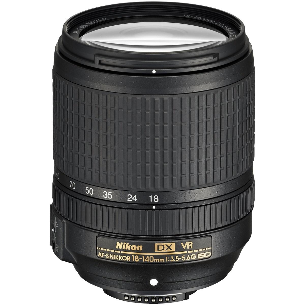 Nikon 18-140 mm 1:3,5-5,6 AF-S DX G ED VR