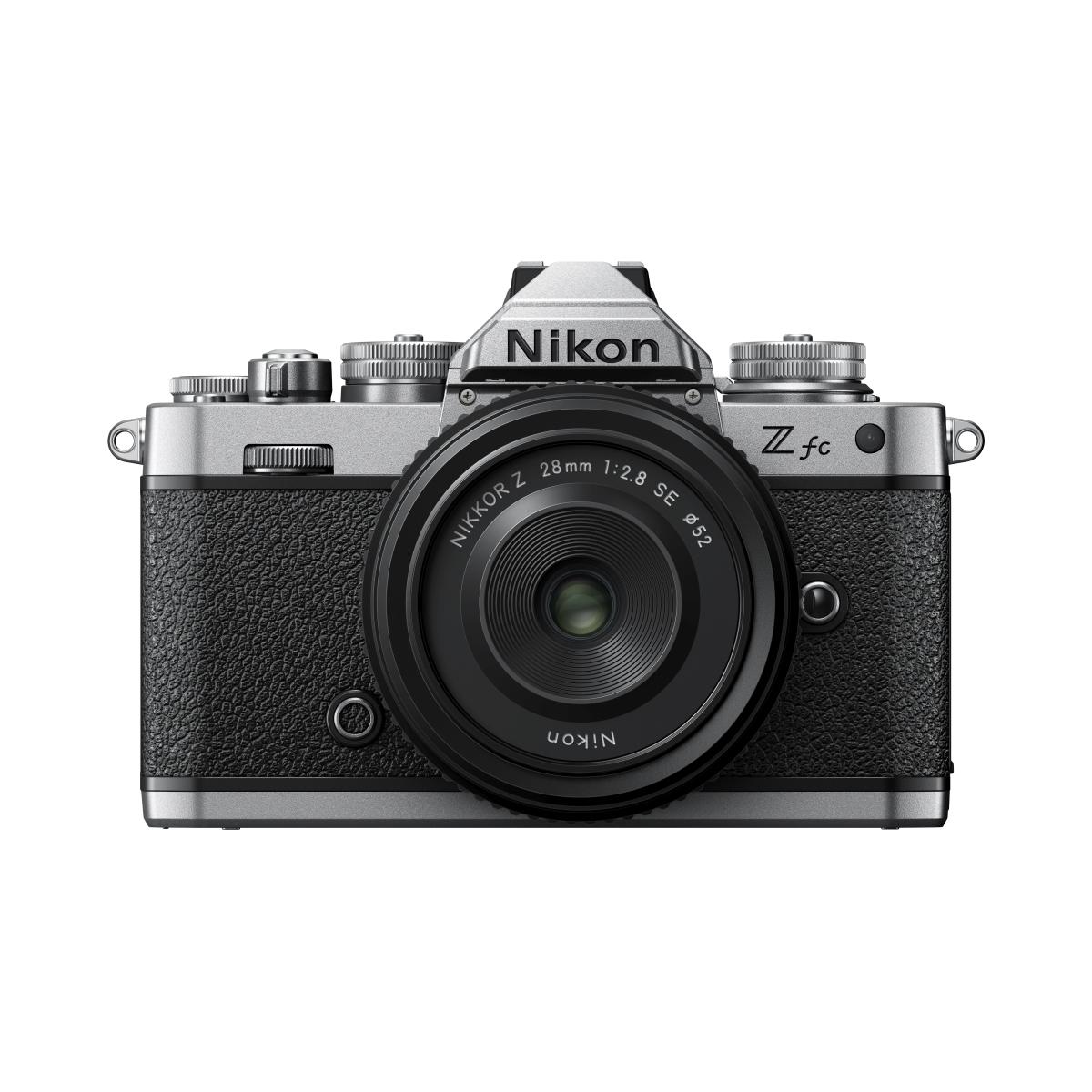 Nikon Z fc mit 28 mm 1:2,8 Z