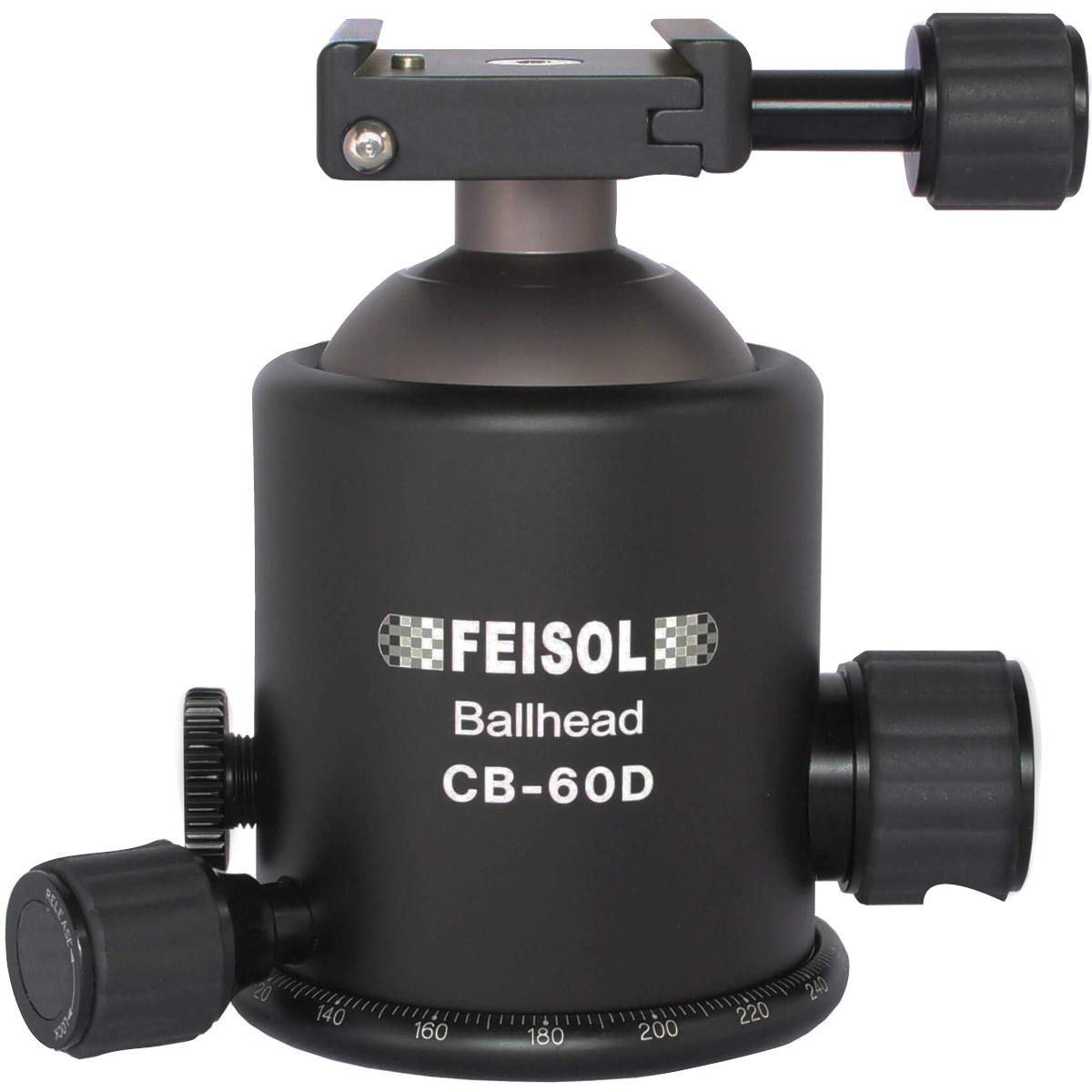 Feisol Kugelkopf CB-60D