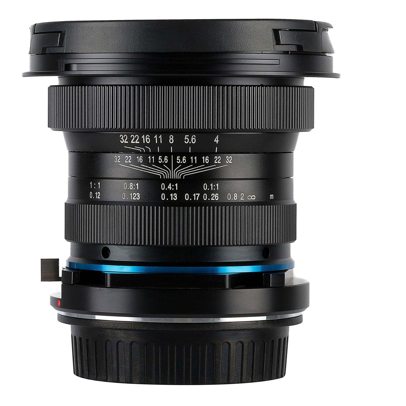 Laowa 15 mm 1:4,0 Macro 1:1 Shift für Sony E