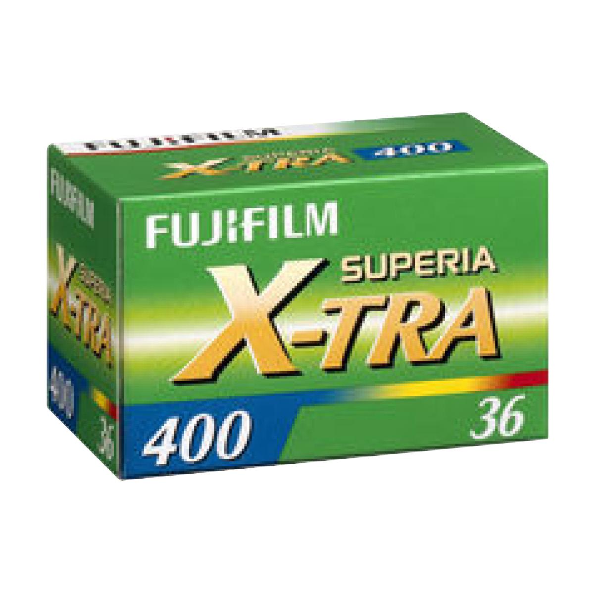 Fujifilm Superia X-Tra 400 36 Kleinbildfilm