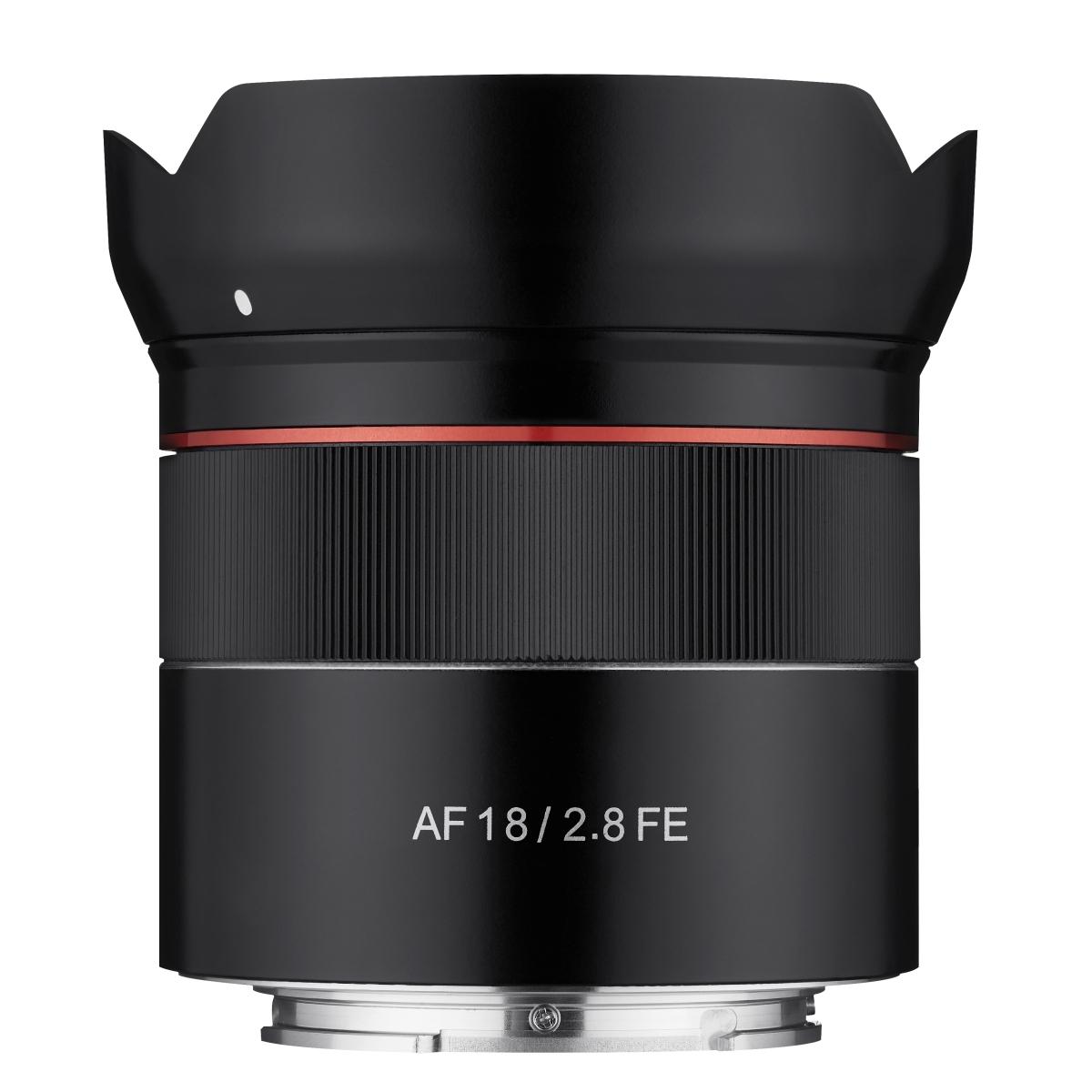 Samyang AF 18 mm 1:2,8 für Sony FE