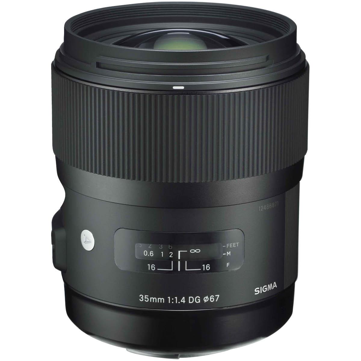 Sigma 35 mm 1:1,4 DG HSM Art L-Mount