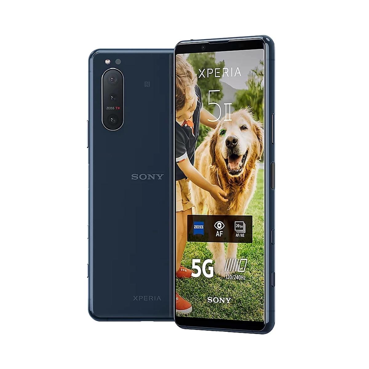 Sony Xperia 5 II 5G Blau