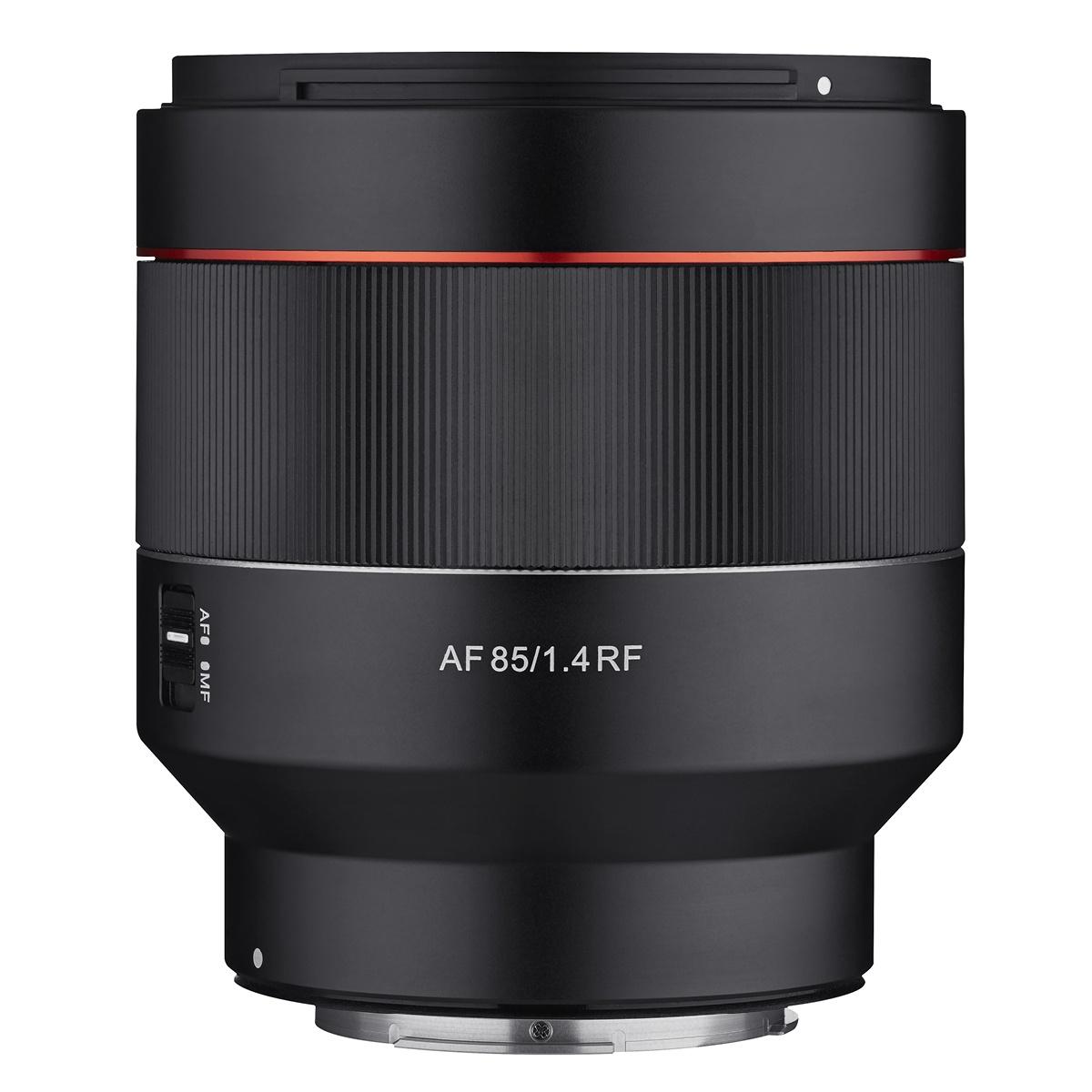 Samyang AF 85 mm 1:1,4 für Canon RF