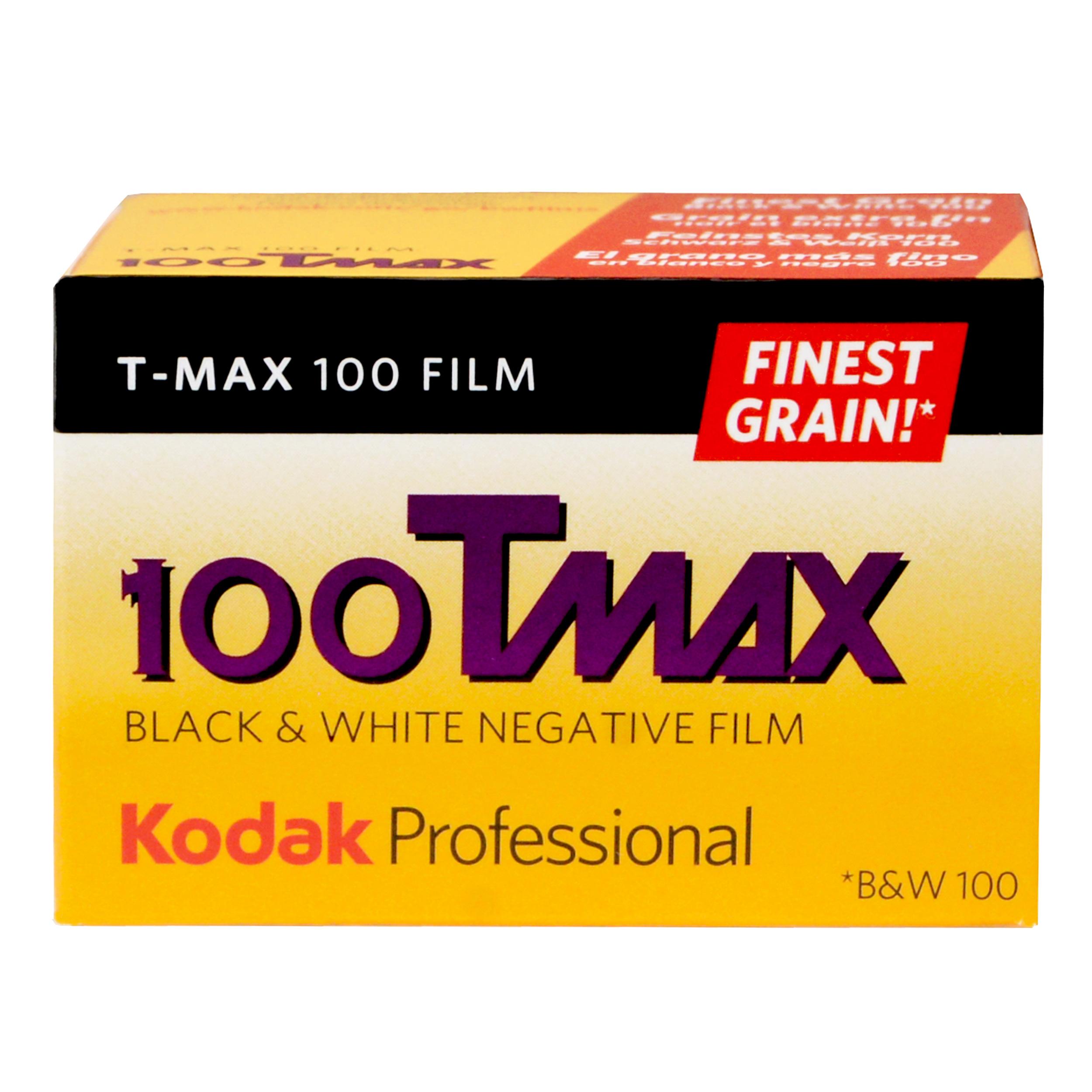 Kodak T-Max 100 36 Kleinbildfilm SW