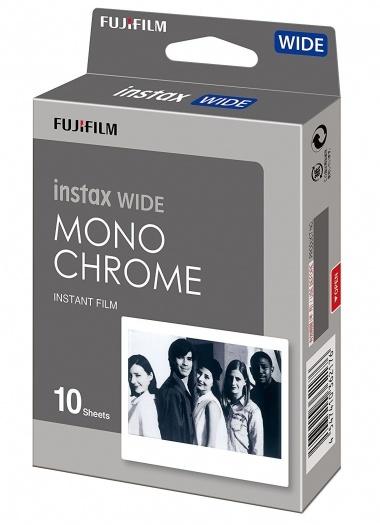 Fujifilm Instax Wide Monochrom Film