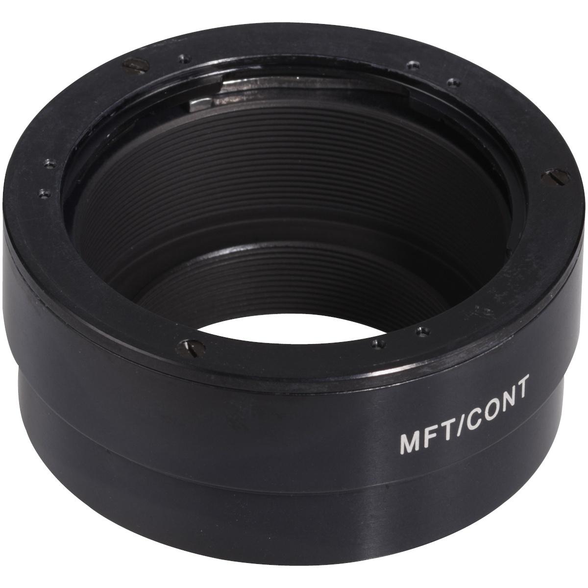 Novoflex Adapter Contax Objektive an MFT-Kameras