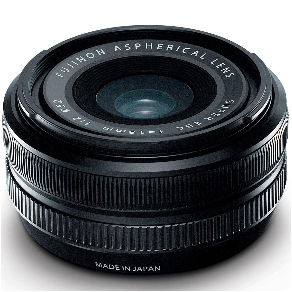 Fujifilm XF 18 mm 1:2,0 R