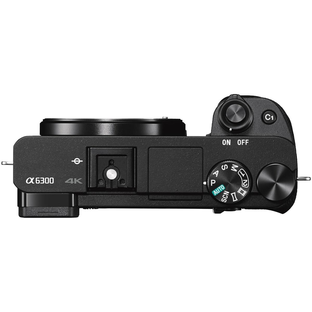 Sony Alpha 6300 Gehäuse