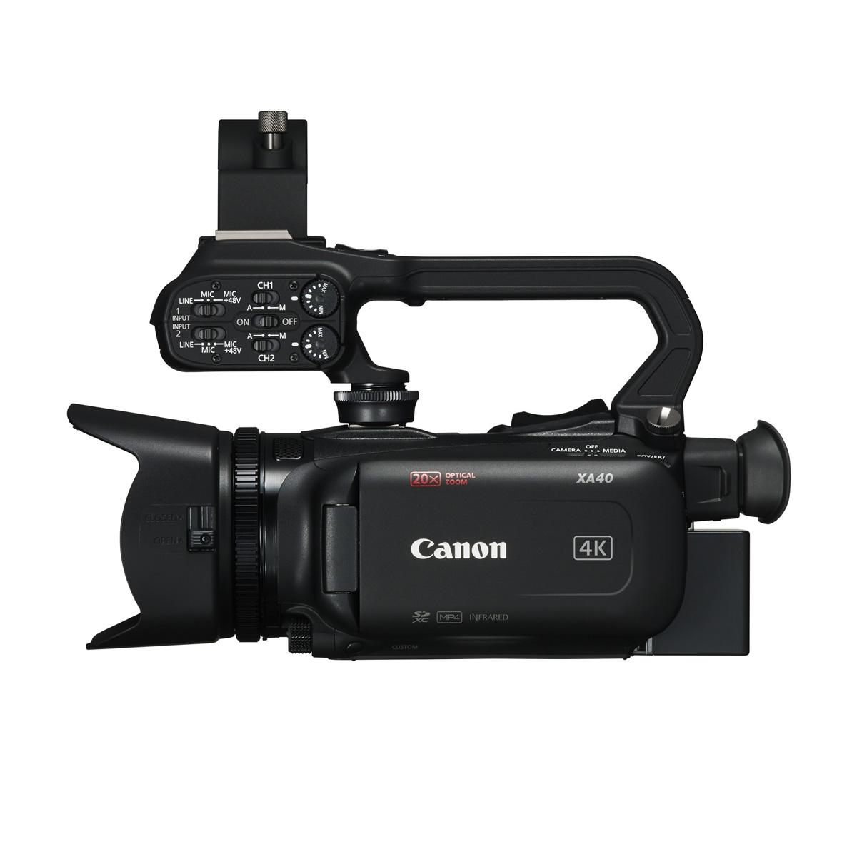 Canon XA 40 Profi-Camcorder
