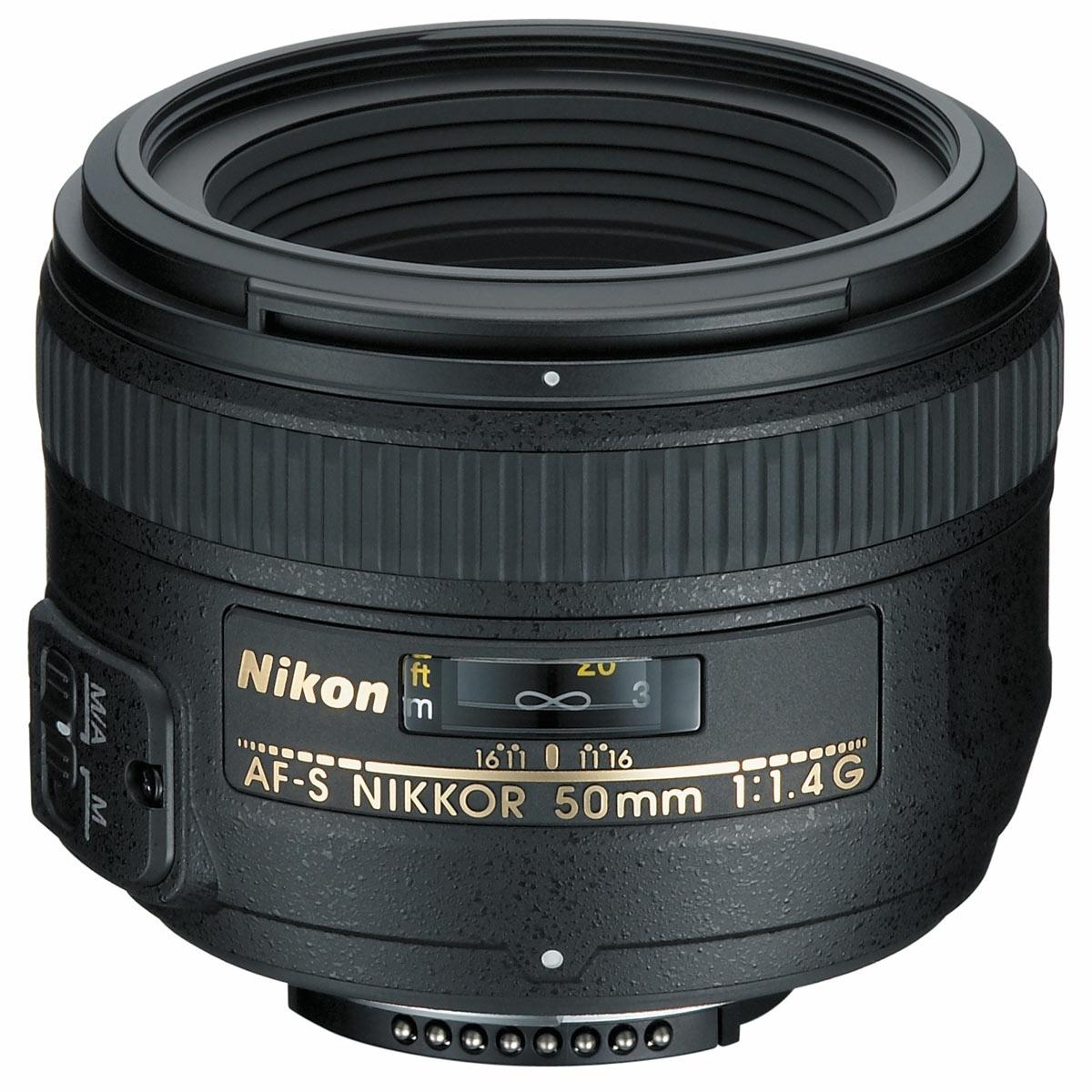 Nikon 50 mm 1:1,4 AF-S Nikkor G