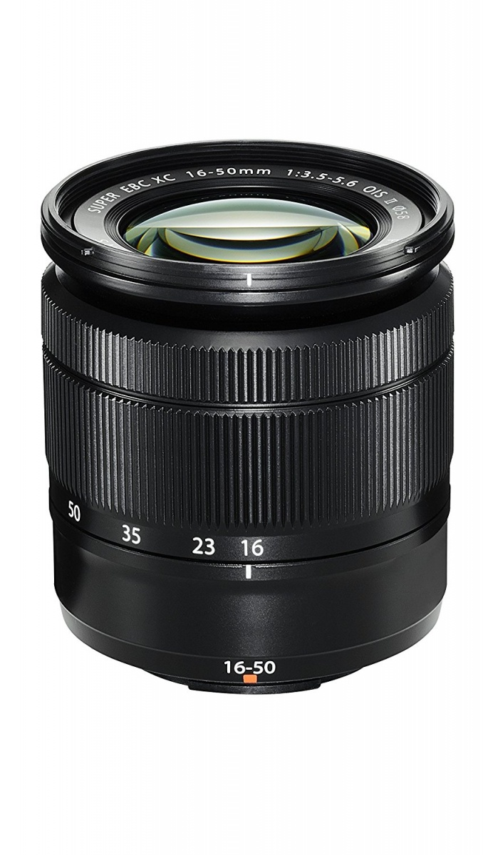 Fujifilm XC 16-50 mm 1:3,5-5,6 OIS II Schwarz