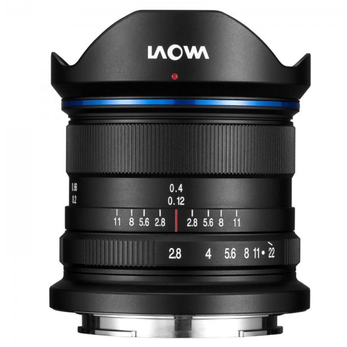 Laowa 9 mm 1:2,8 Zero-D E-Mount