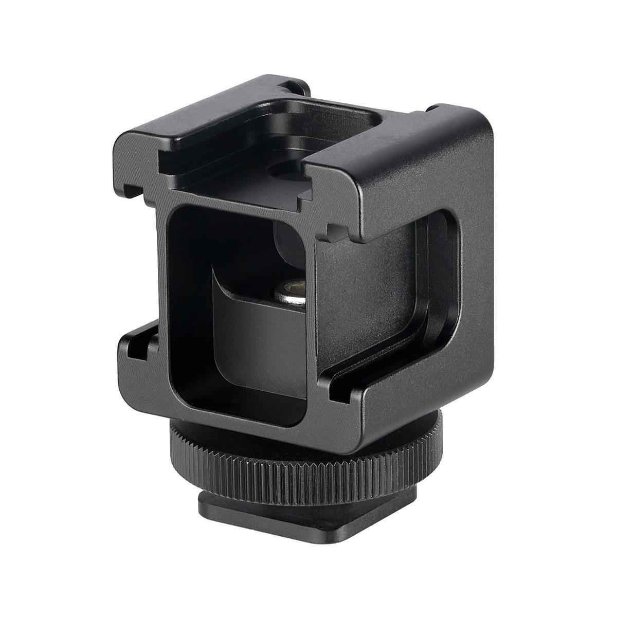 Leofoto 4 in 1 Cold Shoe Adapter FA-07