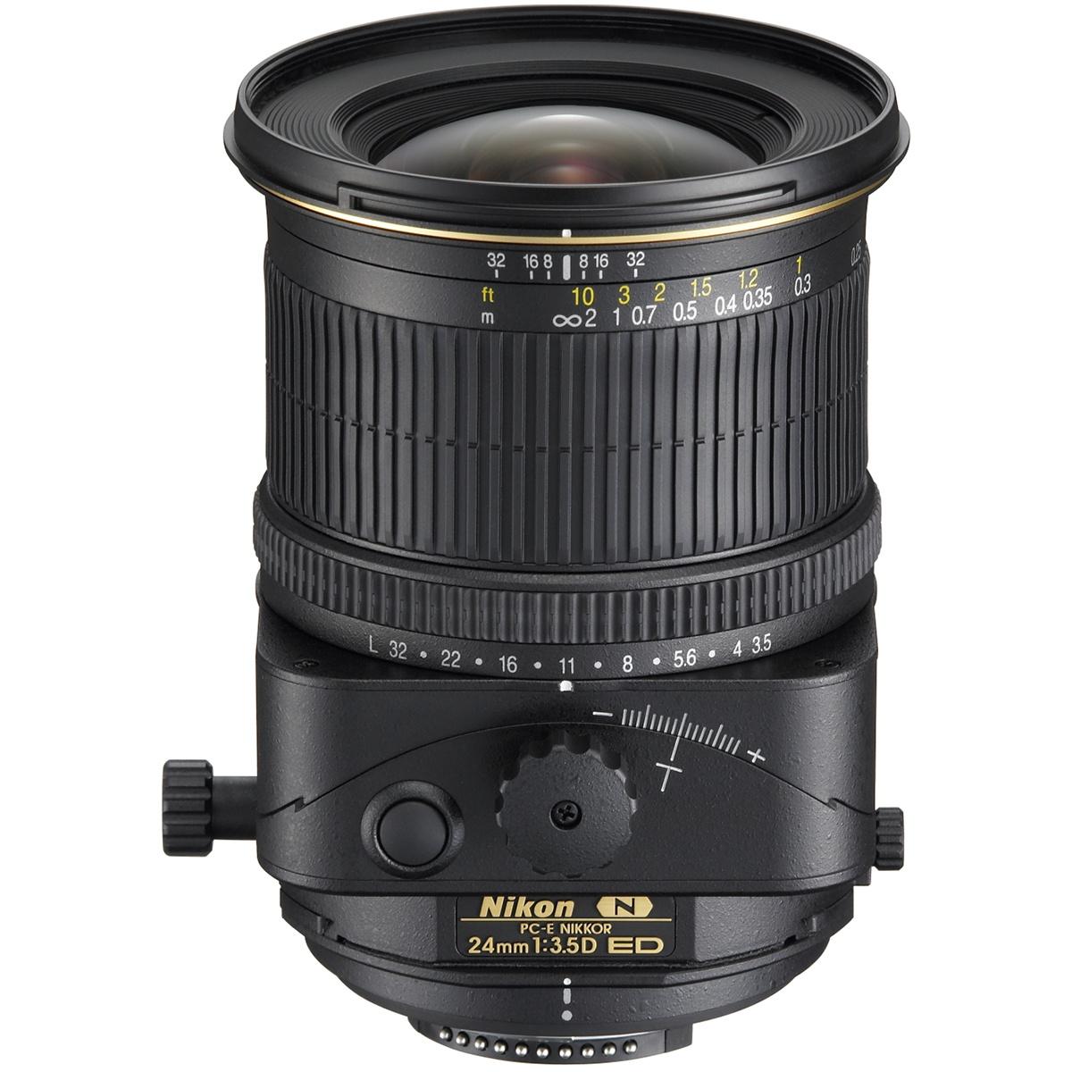 Nikon 24mm 1:3,5 PC-E Nikkor D ED