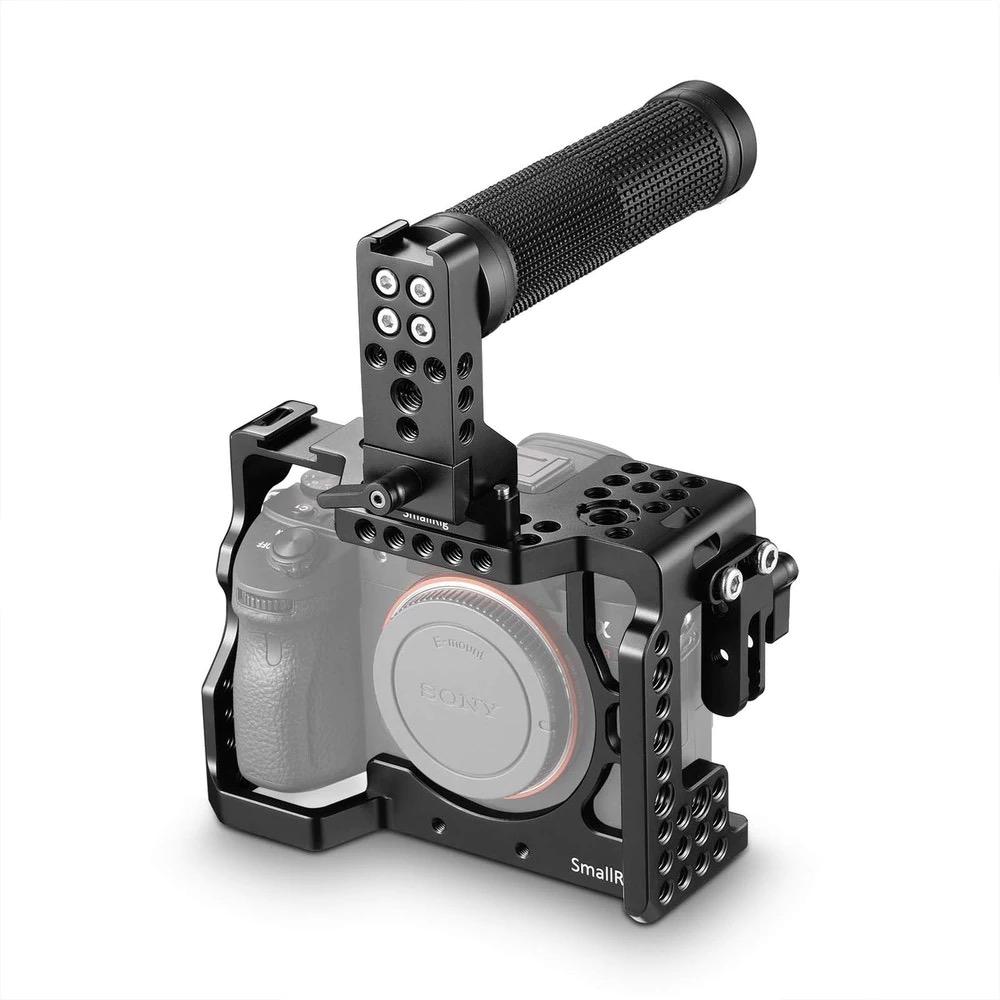SmallRig Kamera-Cage-Kit für Sony A7III / RIII 2096