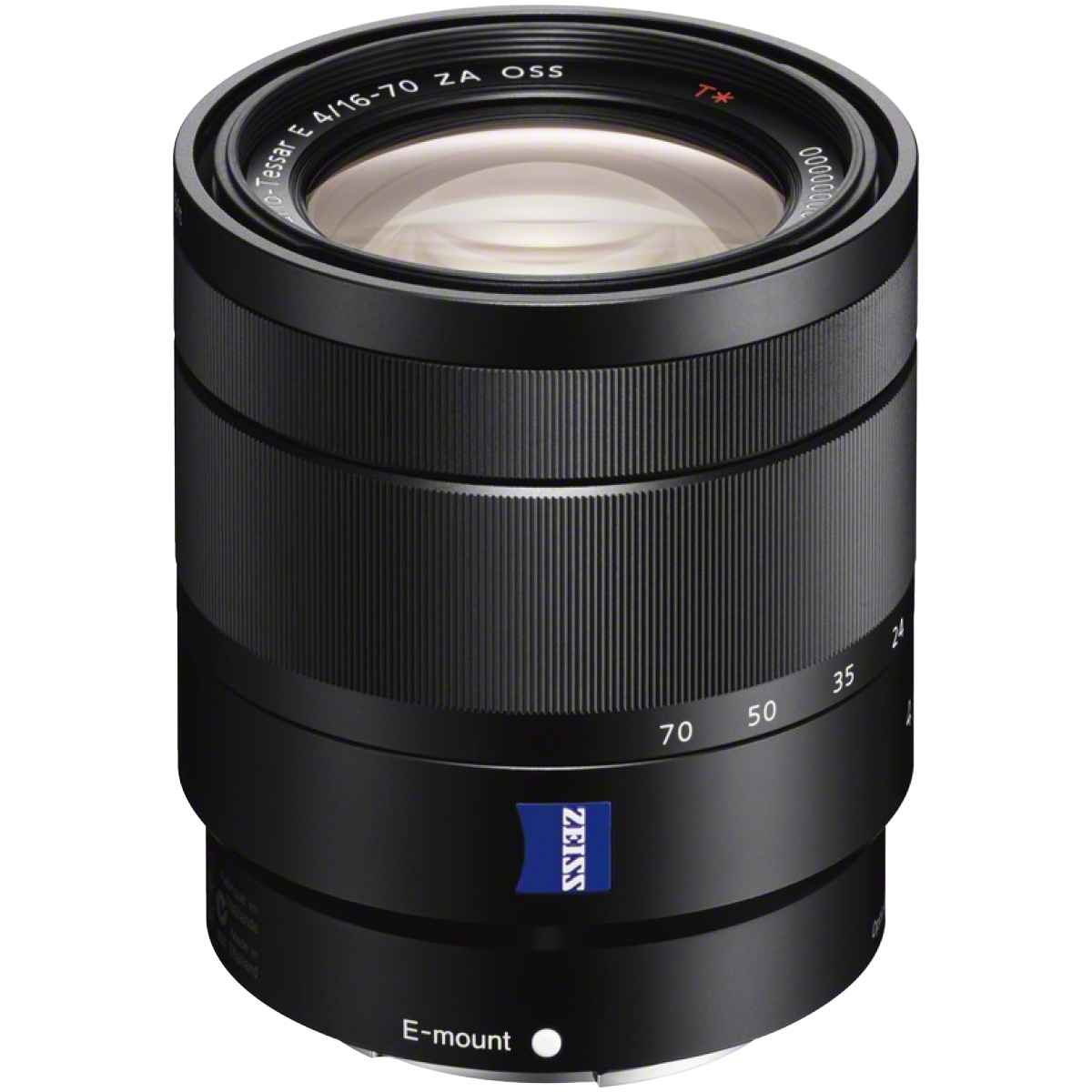 Sony 16-70 mm 1:4,0 Zeiss T ZA E-Mount