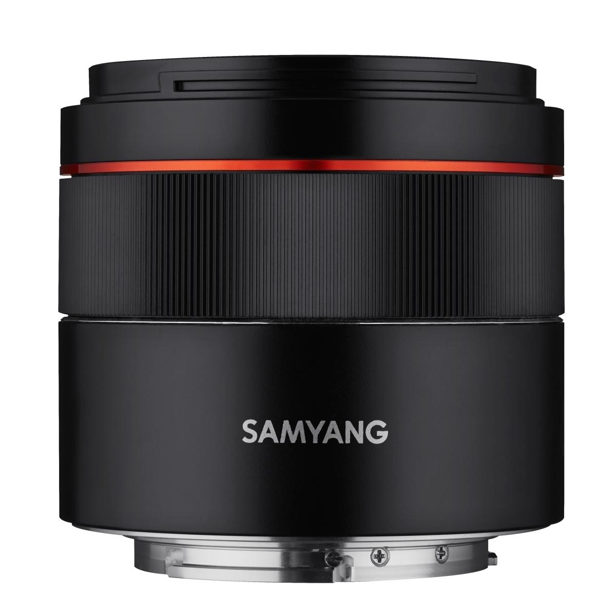 Samyang AF 45 mm 1:1,8 für Sony FE