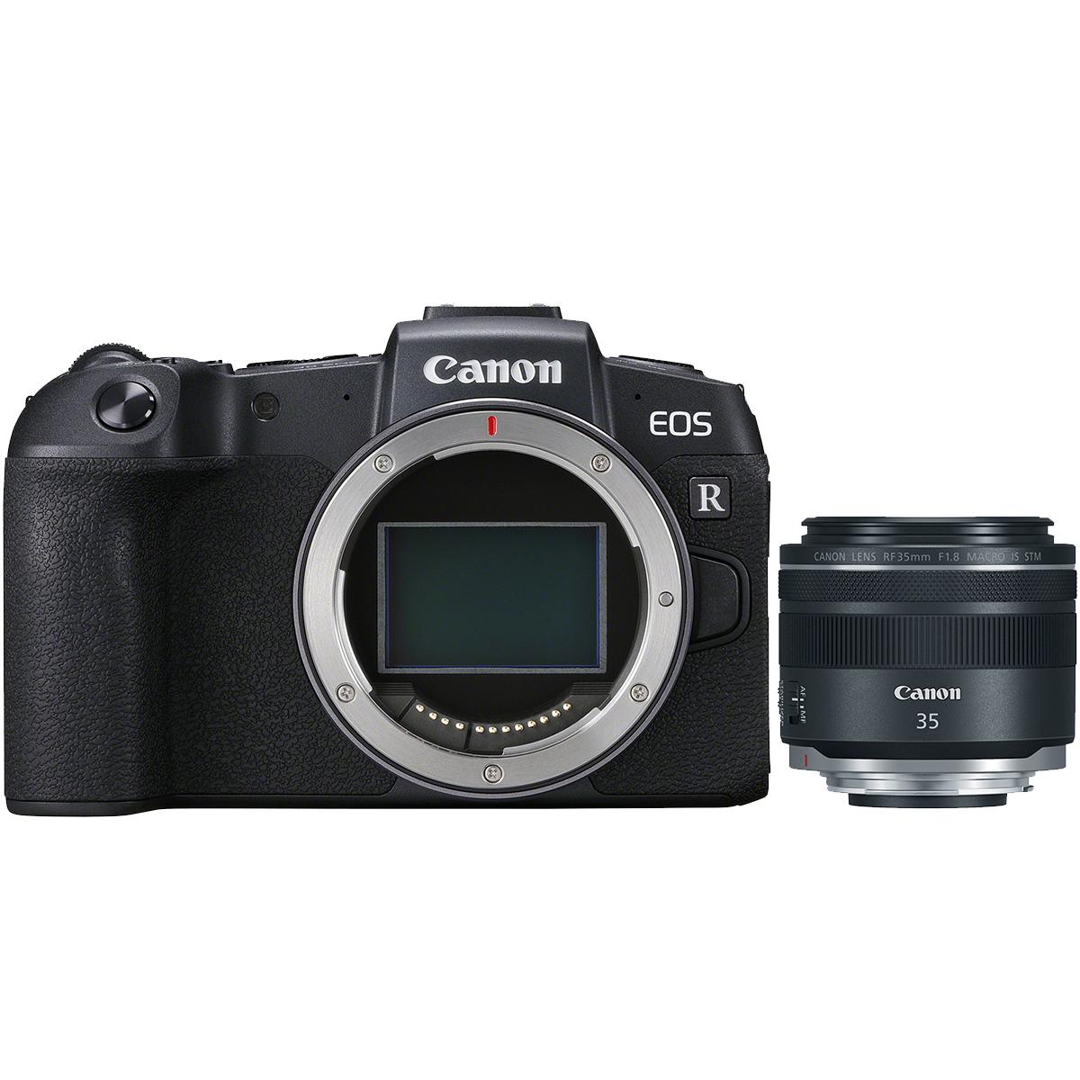 Canon EOS RP Kit mit 35 mm 1:1,8