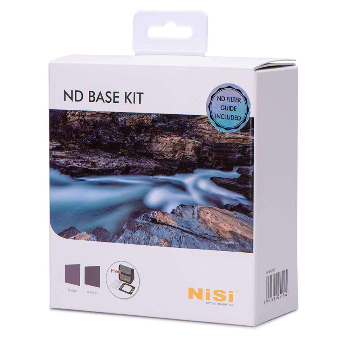 NiSi ND Base Kit 100x100 mm