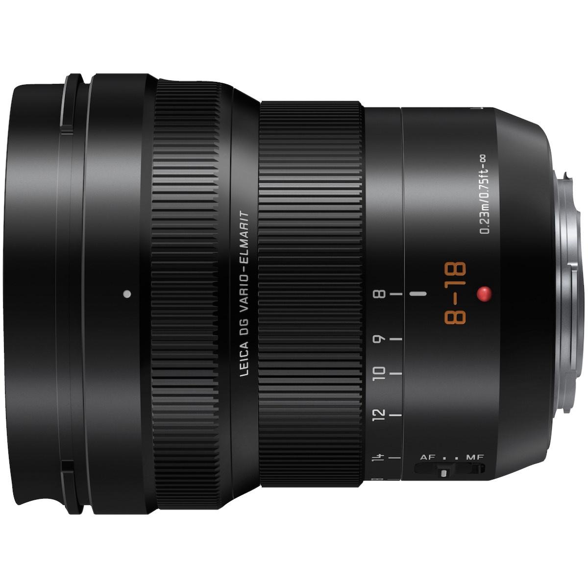 Panasonic 8-18 mm 1:2,8-4,0 Leica DG Vario-Elmarit