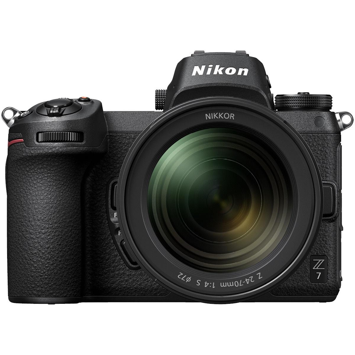 Nikon Z7 Kit mit 24-70 mm 1:4,0