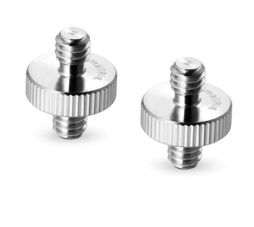 SmallRig 1/4 Zoll Doppelendbolzen 828