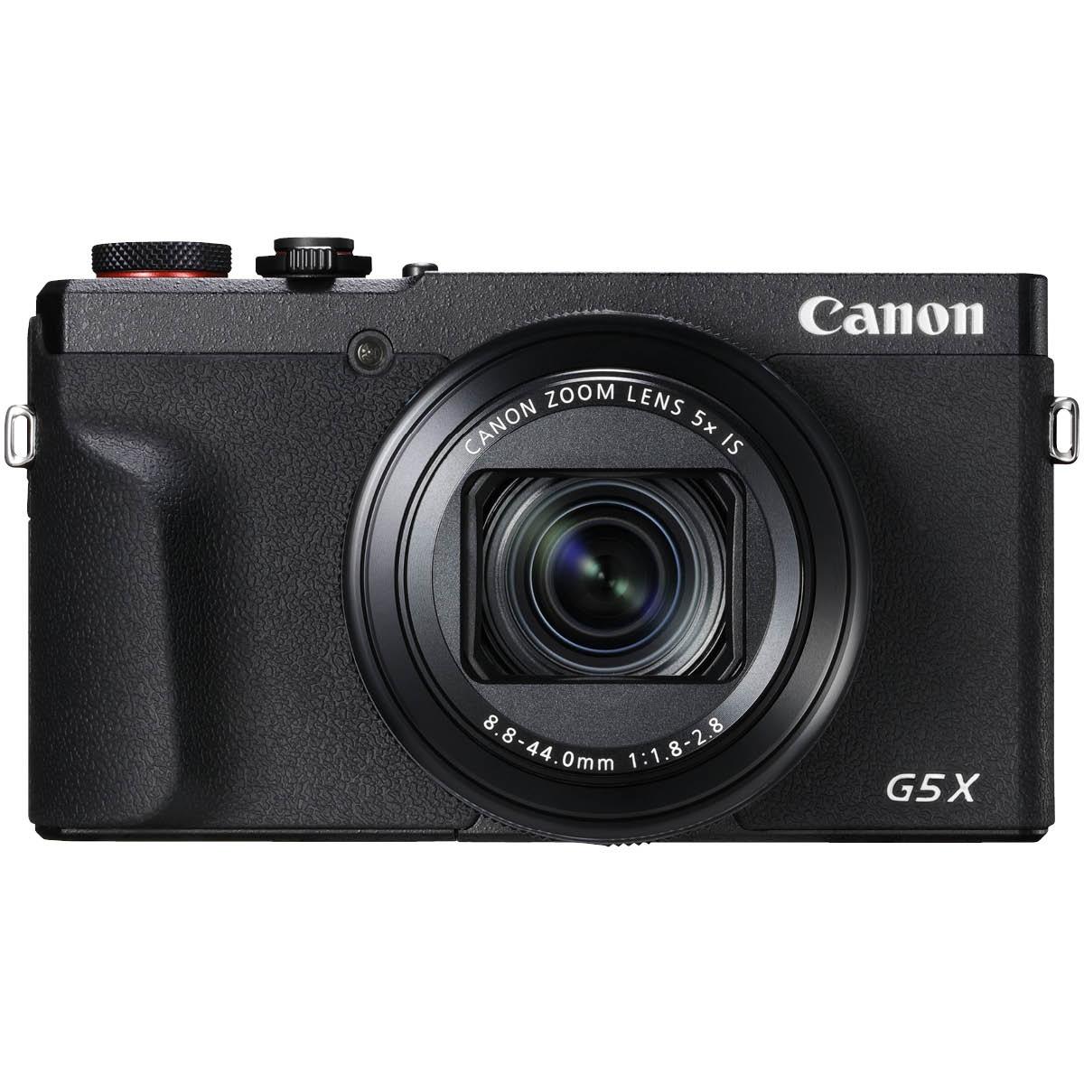 Canon Powershot G5X II Premium Kit