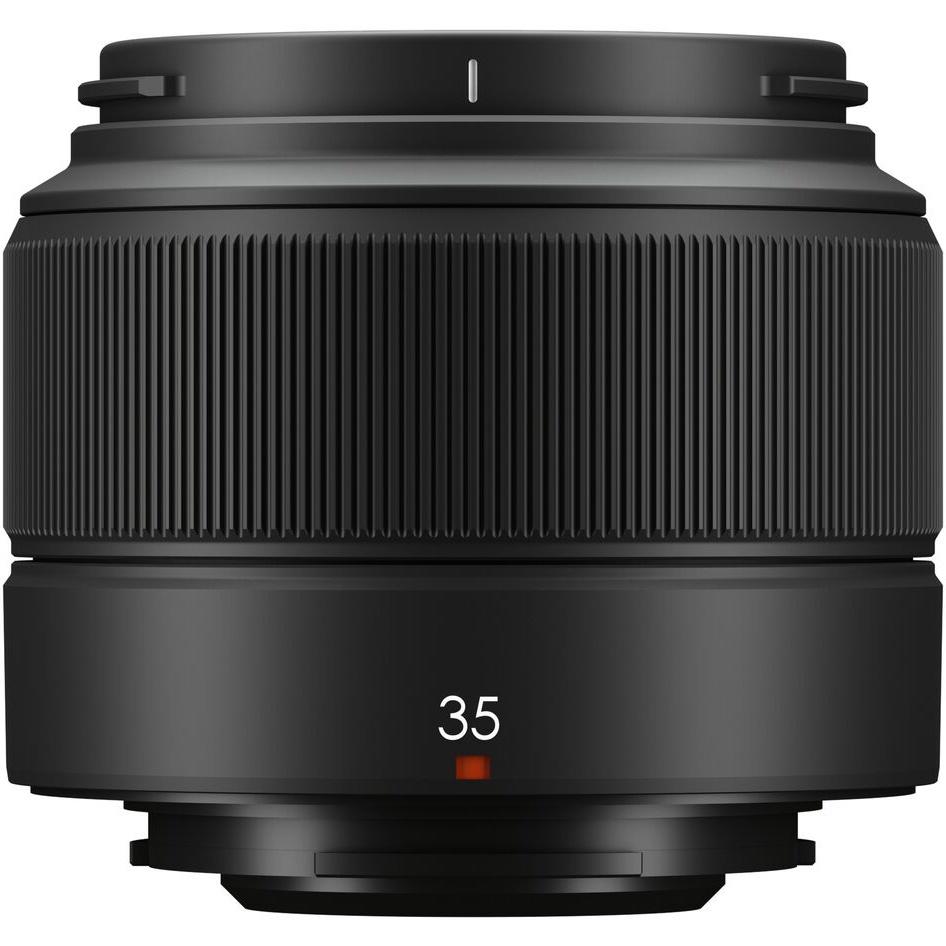 Fujifilm XC 35 mm 1:2,0 Schwarz
