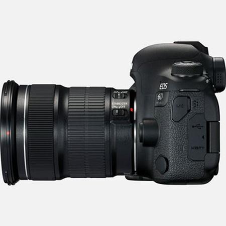 Canon EOS 6D Mark II Kit mit 24-105 mm 1:3,5-5,6