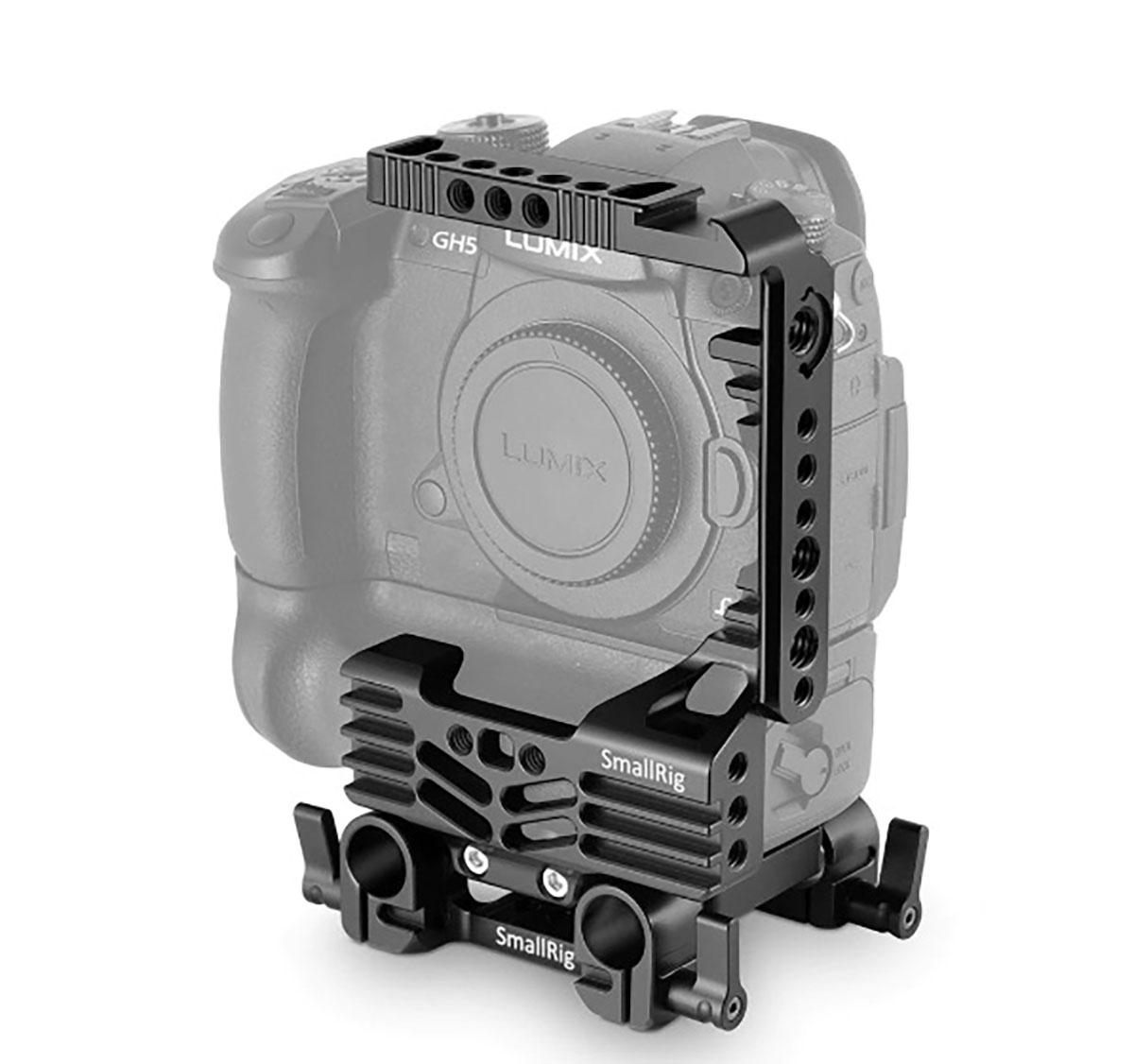 SmallRig Half-Cage-Kit für Panasonic GH5 2024