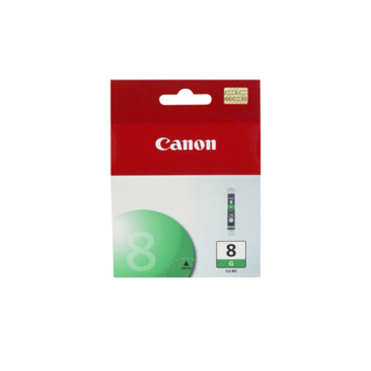 Canon CLI 8 G Tintenpatrone Grün