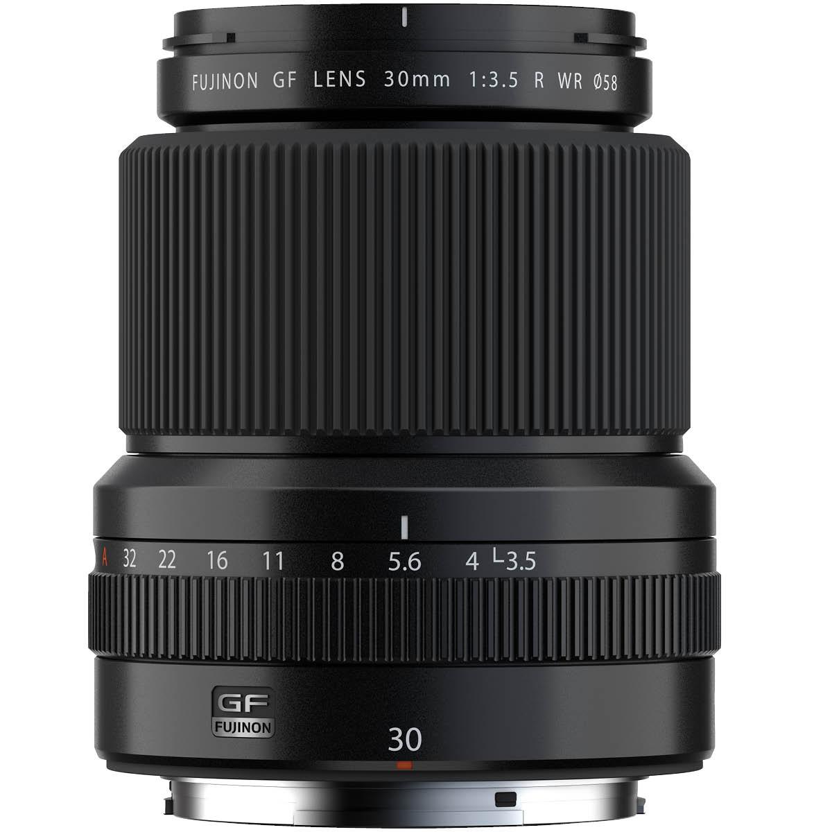 Fujifilm GF 30 mm 1:3,5 R WR