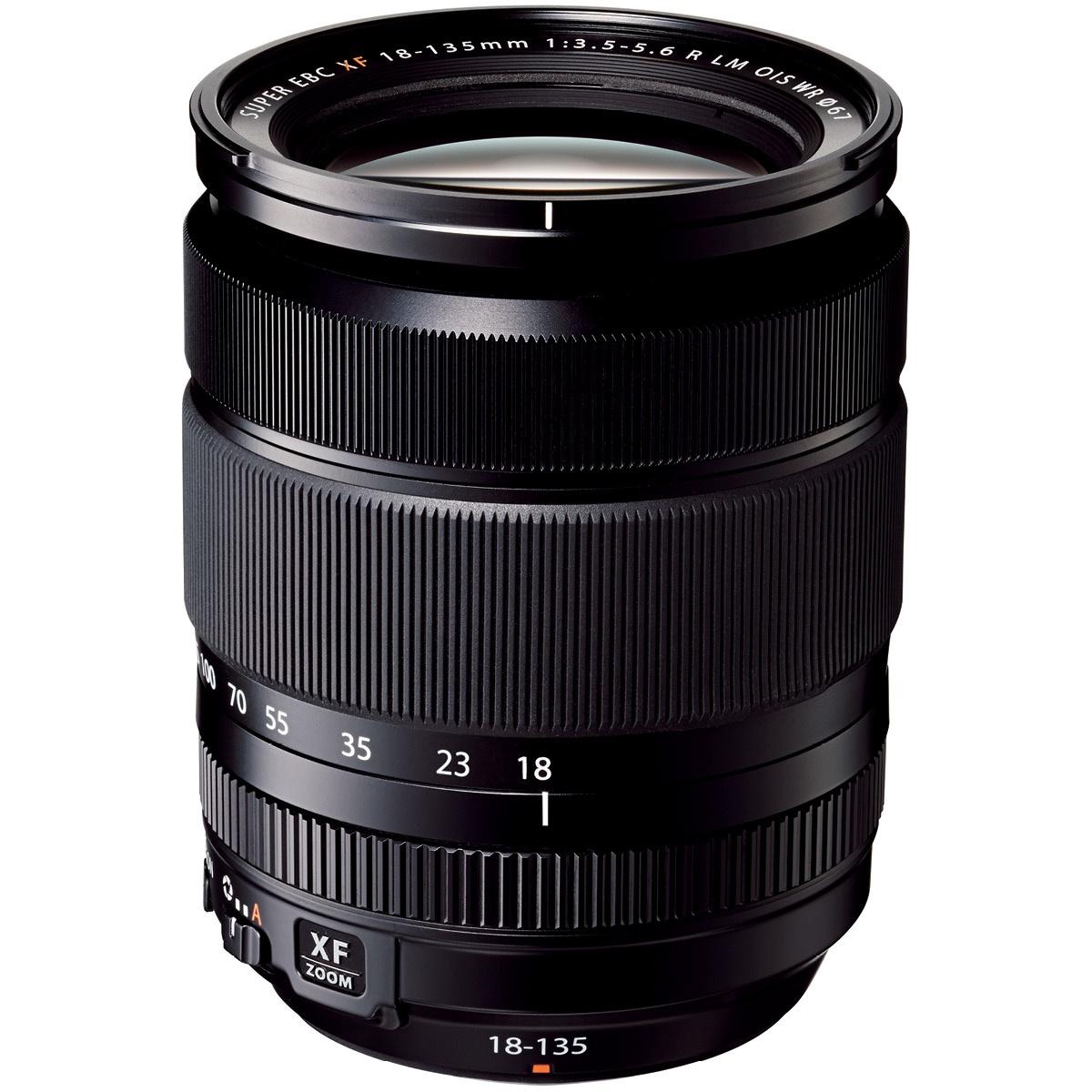 Fujifilm XF 18-135 mm 1:3,5-5,6 R LM OIS WR