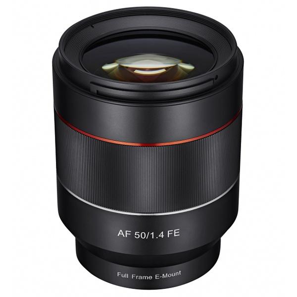 Samyang AF 50 mm 1:1,4 AS IF UMC für Sony FE