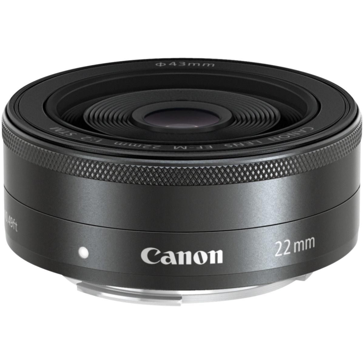 Canon EF-M 22 mm 1:2,0 STM