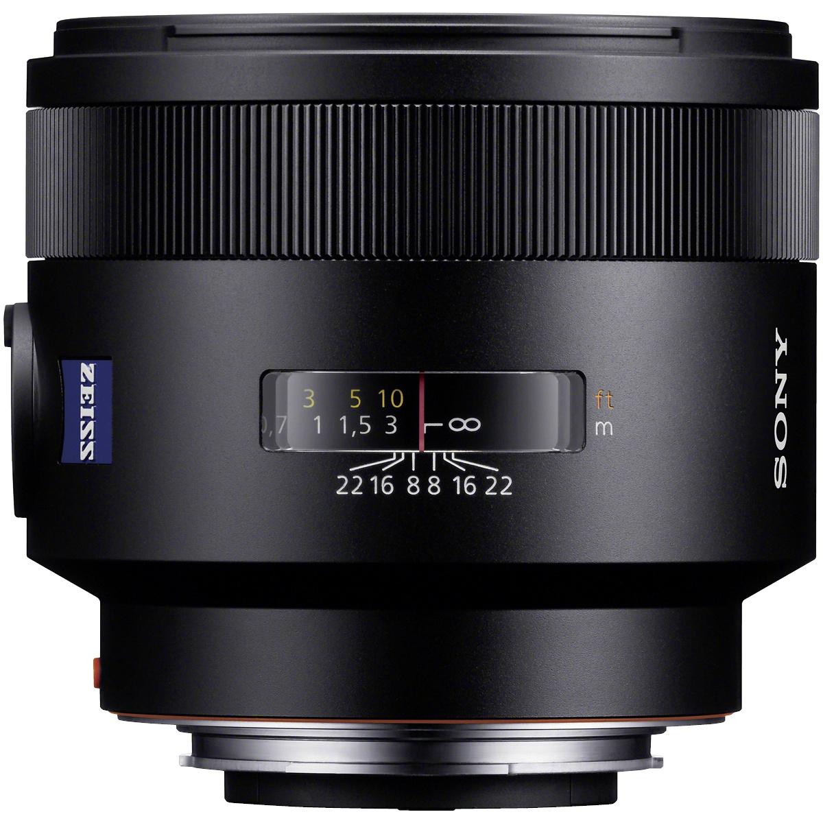 Sony 50 mm 1:1,4 Planar T ZA SSM A-Mount