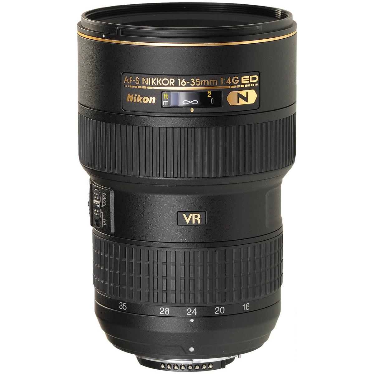 Nikon 16-35 mm 1:4,0 AF-S G ED VR