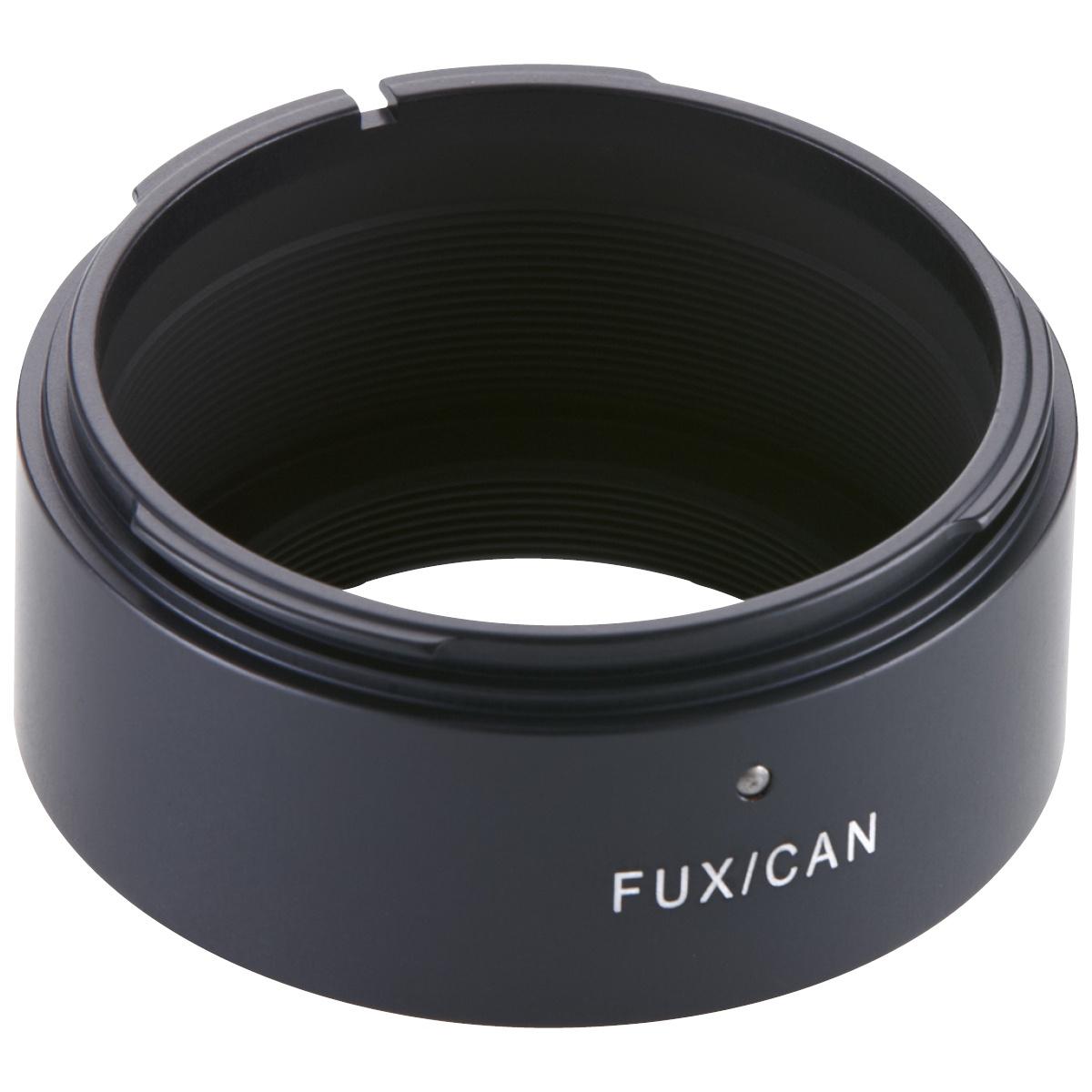 Novoflex Adapter Canon FD Objektive an Fujifilm X
