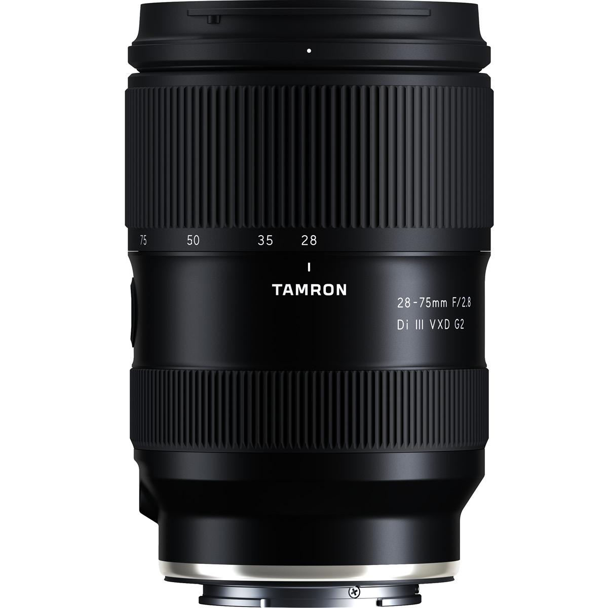 Tamron 28-75 mm 1:2,8 DI III VXD G2 für Sony FE-Mount
