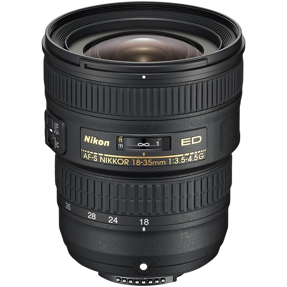 Nikon 18-35 mm 1:3,5-4,5 AF-S G ED