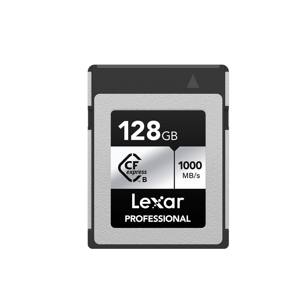 Lexar 128 GB CFexpress TYP-B 1000 MB/s