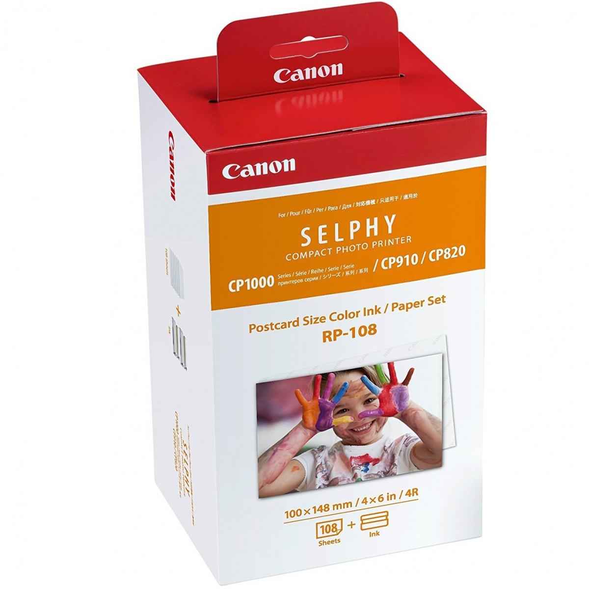 Canon RP108 Selphy Papier