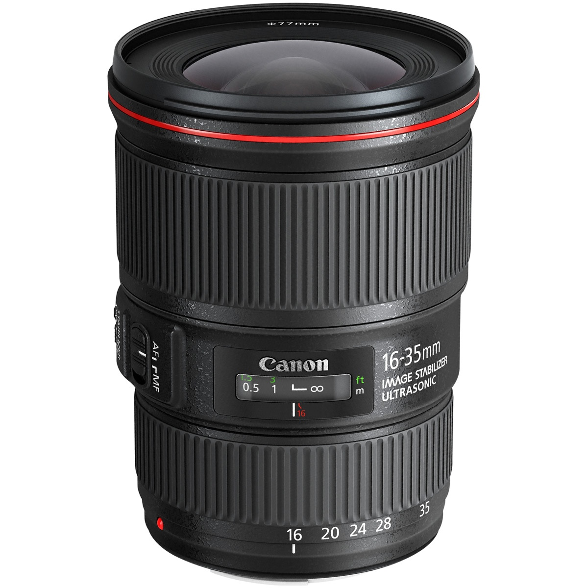 Canon EF 16-35 mm 1:4,0 L IS USM