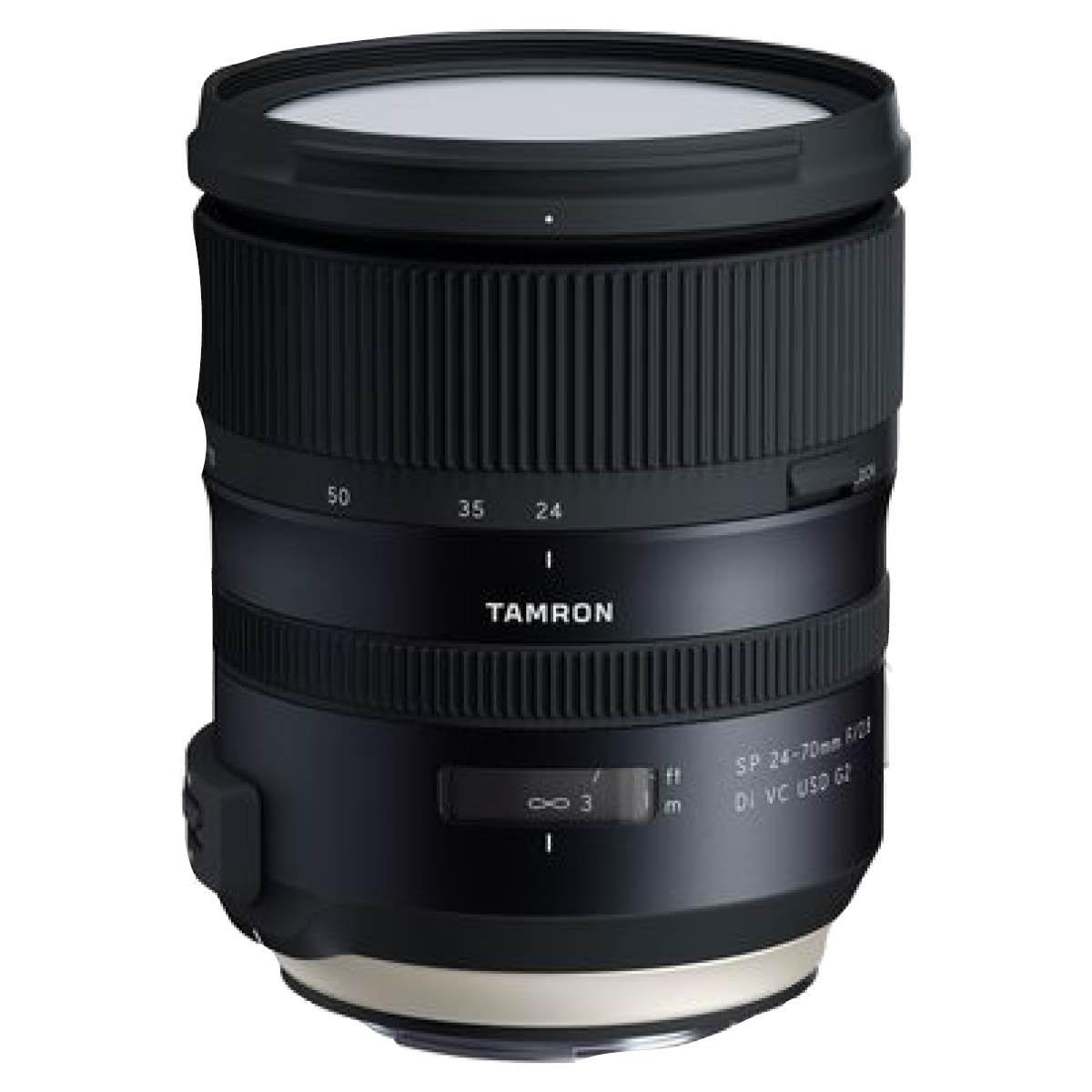 Tamron 24-70 mm 1:2,8 DI VC USD G2 FX